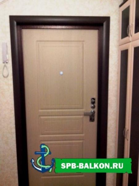 откосы на входные двери