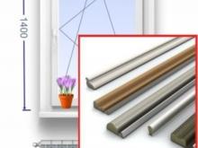 замена уплотнителя одностворчатого окна